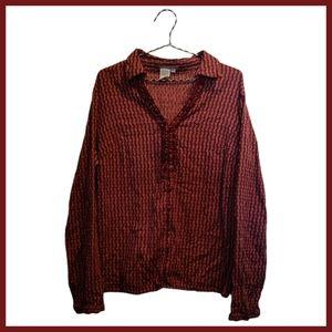 Isabella Bird Women's Button Shirt